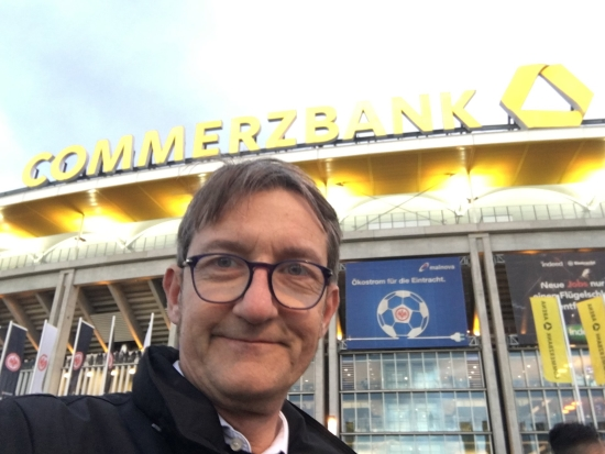 Europa League • Commerzbank Arena - Francoforte sul Meno: Eintracht Francoforte - Inter