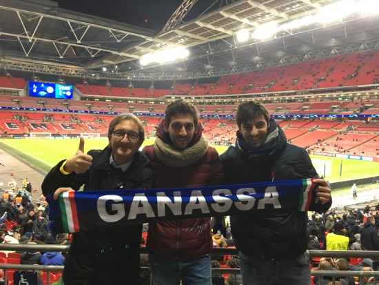Champions League • Wembley - Londra: Tottenham Hotspur - Inter