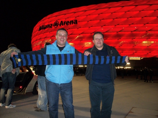 Champions League • Allianz Arena - Monaco Baviera: Bayern Monaco - Inter