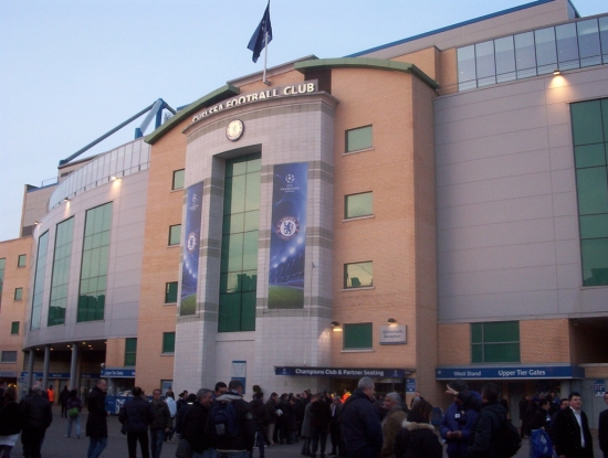 Champions League • Stamford Bridge - Londra: Chelsea - Inter