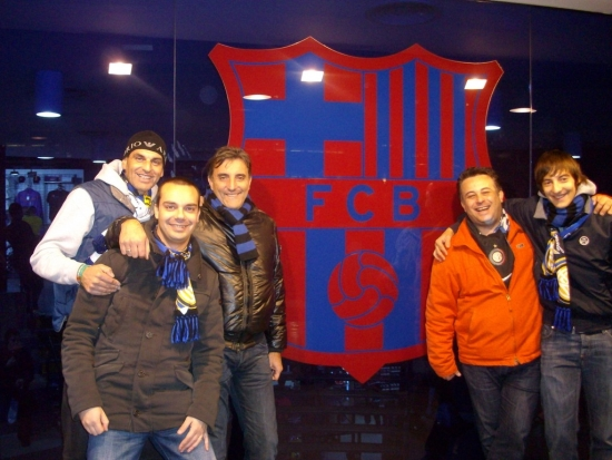 Champions League • Camp Nou - Barcellona: Barcellona - Inter