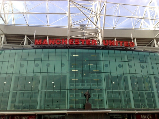 Champions League • Old Trafford - Manchester: Manchester Utd - Inter